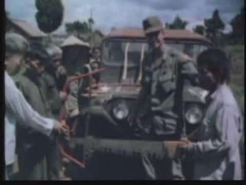Army 25th Infantry In Vietnam