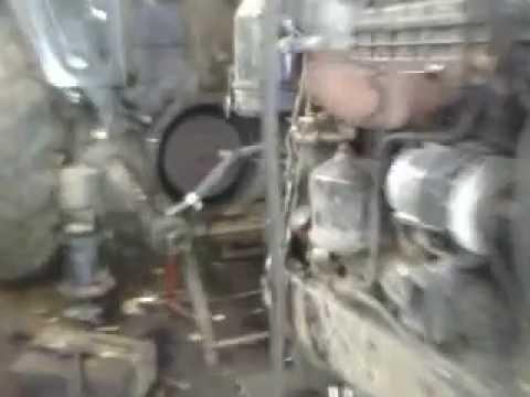 Гидравлическая система трактора МТЗ-80