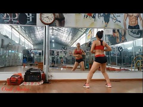 Giật Nhạc Thiếu Nhi (11p37s)| Oanh Aerobics Thể Dục Thẩm Mỹ Giảm Béo Giảm Mỡ Bụng