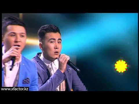 """Группа """"Z"""". Гости проекта. X Factor Казахстан. 7 концерт. Эпизод 16. Сезон 6."""