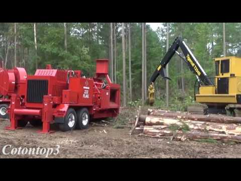 MORBARK- Midsouth Forestry Equipment Show