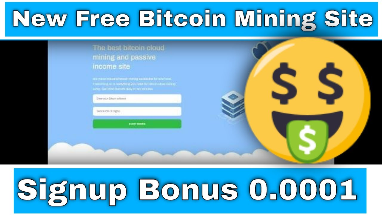 Free Freemining Co Replacement Hashrapid Io The Best Bitcoin Cloud Mining And Passive Income Site Youtube