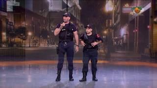 Portokalli, 12 Nentor 2017 - Policat e postbllokut dhe Kimikati