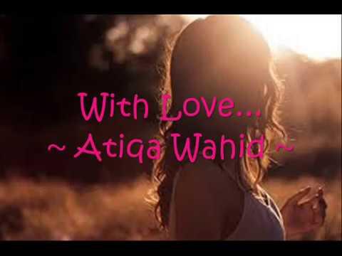 Chomel : Andai Hatiku Bersuara With Lyrics ~ Atiqa Wahid.