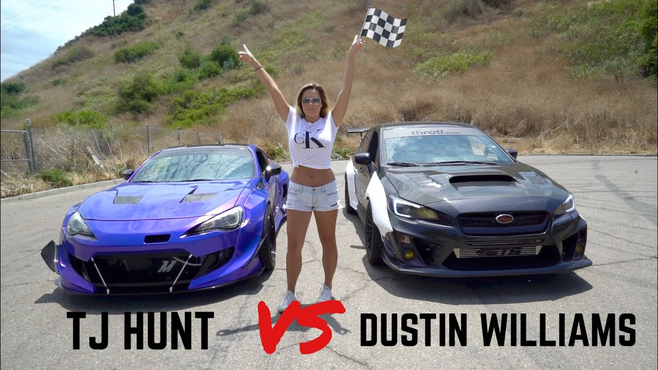 supercharged brz vs turbo wrx drag race official race. Black Bedroom Furniture Sets. Home Design Ideas