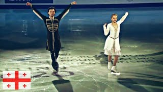 Мария Казакова Георгий Ревия M Kazakova G Reviya Показательные выступления Чемпионат мира 2020