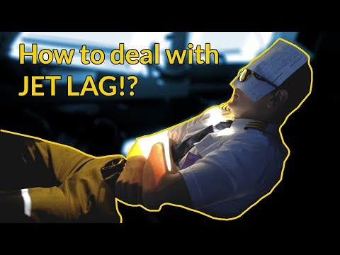 HOW to deal with JET LAG?! Explained by CAPTAIN JOE