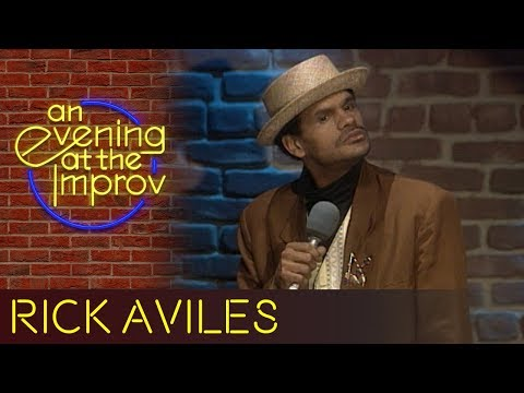 Rick Aviles  An Evening at the Improv