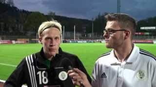 Interviews SV Eintracht Trier - FC 08 Homburg