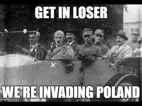 Poland Wants Reparations for the Nazi Invasion in 1939