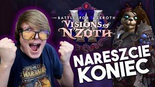 OSTATNI Patch Battle for Azeroth - Wszystko o 8.3!