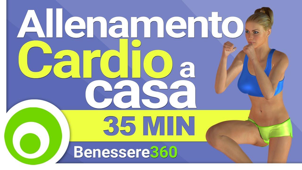 aerobica cardiovascolare per dimagrire