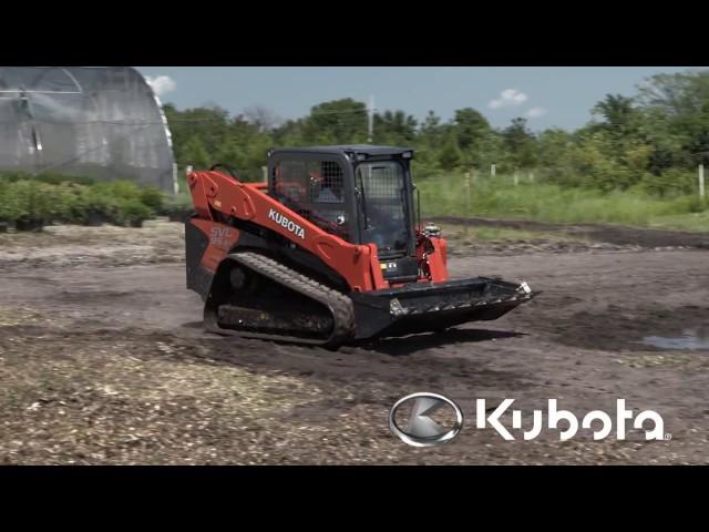 Compact Track Loaders | Kubota SVL95-2s