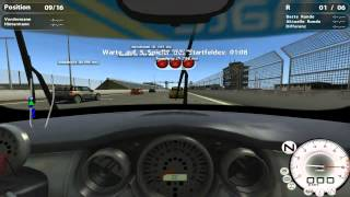 let's play together Race 07 123111Andi vs. Videoboyist  Runde:01