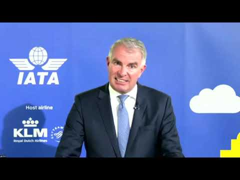 Report of the Chair to the IATA BoG - IATA AGM 2020