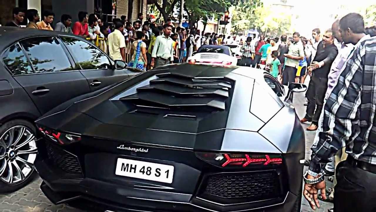 Anil Ambani Sons Car Accident