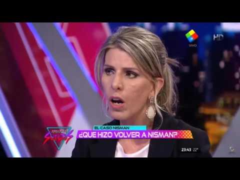 """Arroyo Salgado reveló más datos: La muerte de Nisman fue planificada con mucha sofisticación"""""""