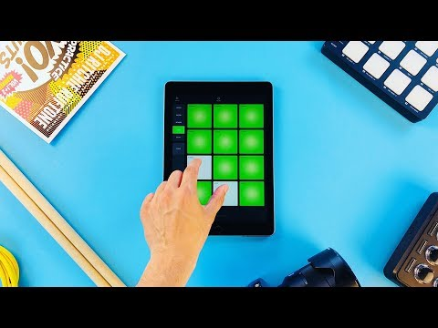 Trap Drum Pads 24 - Make Beats & Music - Apps on Google Play