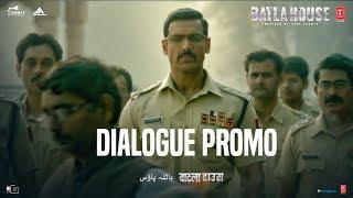 Batla House: Dialogue Promo 4 | John Abraham, Mrunal Thakur, Nikkhil Advani | Releasing 15th August