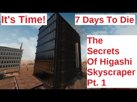 Giveaway - 7 Days To Die Higashi Pharmaceutical Skyscraper Alpha 16 Amazing New Medical Building
