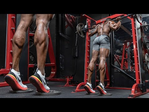 HOW TO BUILD BIGGER CALVES [THE REAL TRUTH!]