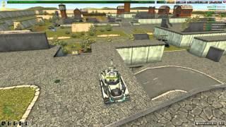 Прикол :D (танки онлайн)