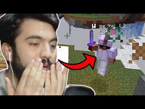 HİLE Mİ PRO MU ??? | Minecraft: BED WARS