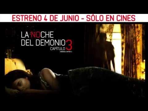 La Noche Del Demonio 3 | Spot (Centro América)