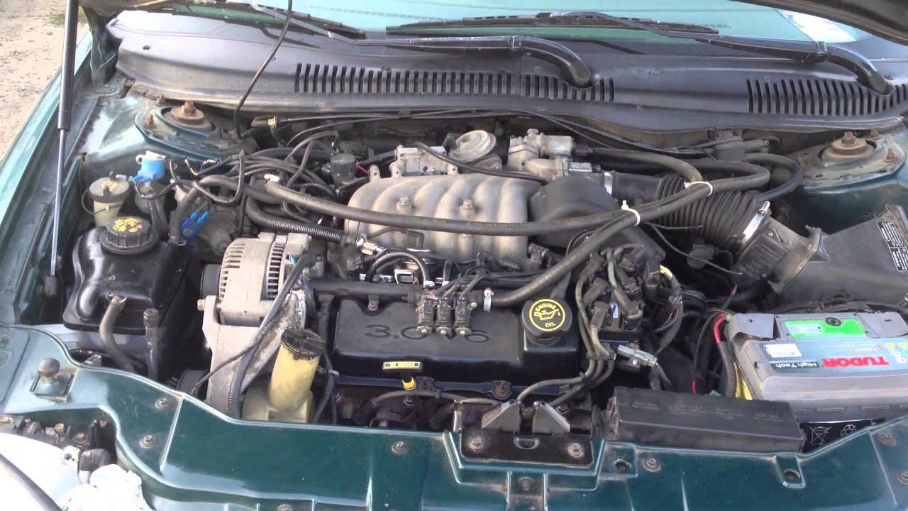 Ford vulcan после ремонта