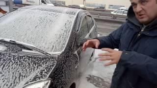 видео Как правильно мыть машину на мойке самообслуживания – инструкция