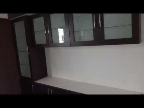 kitchen cabinet with loft and working platform in gorwa area 9824083905