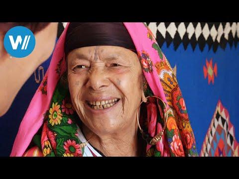 Tunesien: die Berber-Tattoos, eine uralte Tradition
