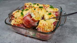 Такую Картошку Едим Каждый День Простой и вкусный рецепт