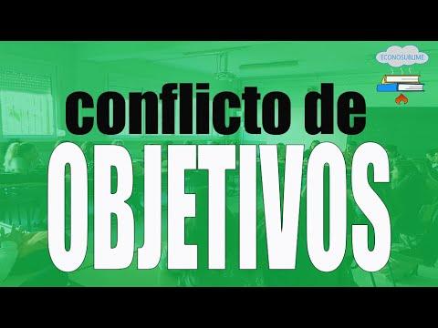 6.2. El conflicto de objetivos