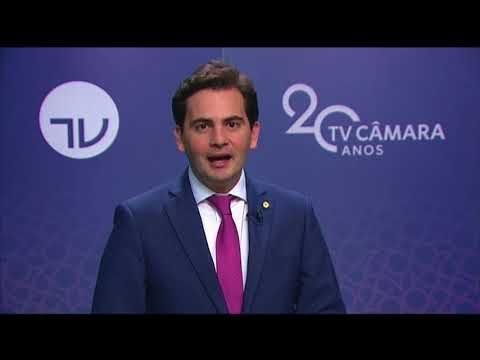 20 Anos TV Câmara: deputado Fábio Garcia (DEM-MT)