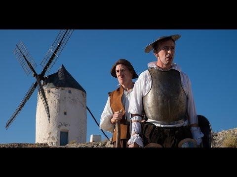 THE TRIP TO SPAIN 2017 HD   Steve Coogan, Rob Brydon. Comedy