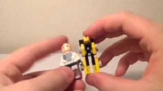 lego transformers mini aoe bumblebee