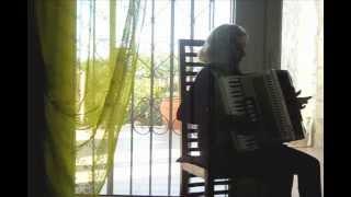 Die Gitarre und das Meer - Juanita -  Akkordeon -