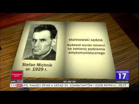 Stefan Michnik na pytanie czy dokonywał wyroków śmierci: i tak, i nie