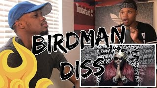 Rick Ross - Idols Become Rivals (feat. Chris Rock) (Birdman Diss) (Rather You Than Me) - REACTION !!