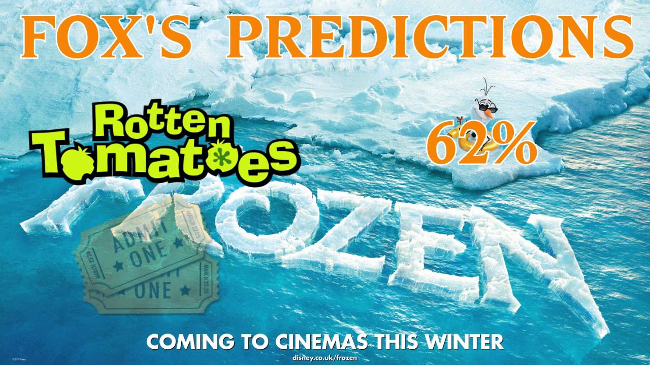 Rotten Tomatoes And Box Office Predictions