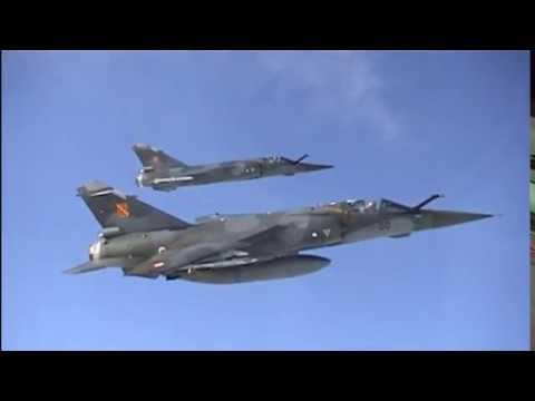 Les guerriers du ciel : Mirage F1
