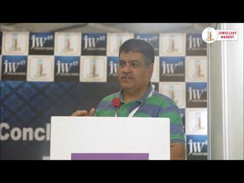 DD Karel at Jewellery Wonder Bullion & Jewellers Conclave 2017