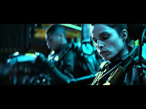 Edge of tomorrow deleted scene #5