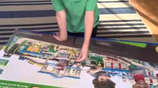 Imaginarium - City Central Train Table - Product Review By