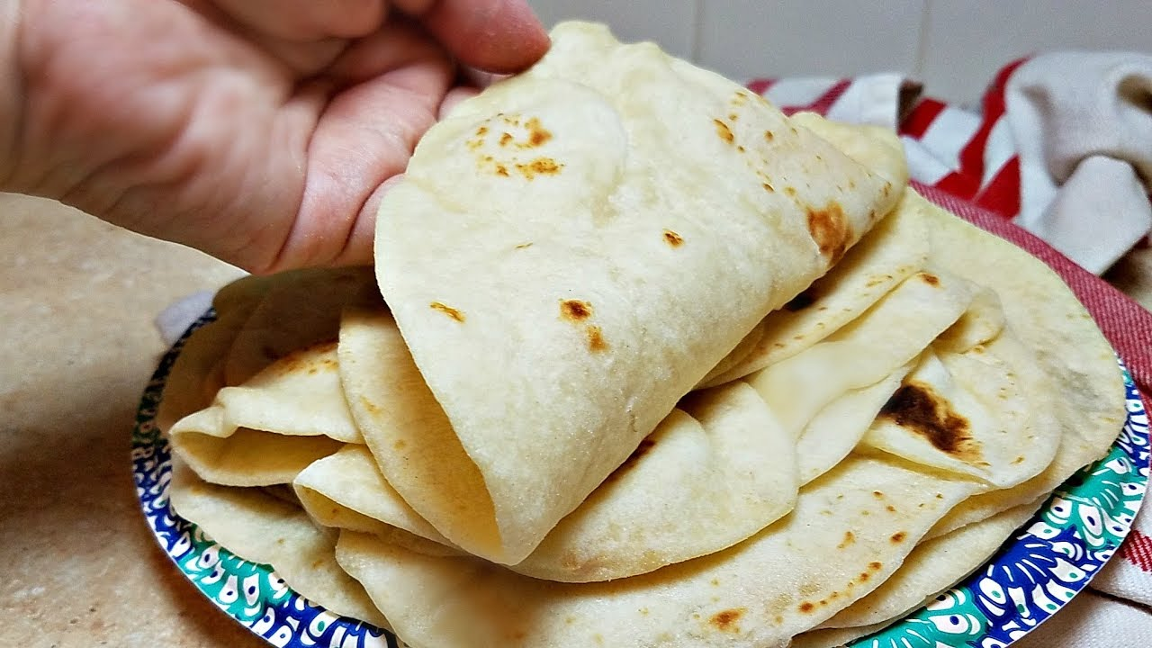 Soft Flour Tortillas Recipe Tortillas De Harina How To Make Tortillas From Scratch Youtube