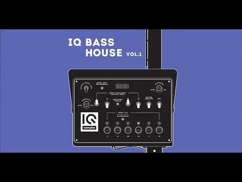 Bass House Vol. 1 - Bass Loops, Drums, MIDI