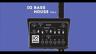 Bass House Vol. 1 - Bass Loops, Drums, MIDI