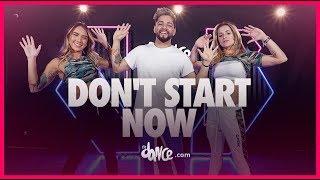 Baixar Don't Start Now - Dua Lipa | FitDance TV (Coreografia Oficial)
