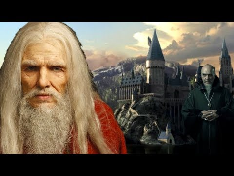 Did Merlin Really Go To Hogwarts?